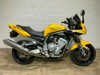 YAMAHA FZS1000 FAZER 2001 GREAT PAINT WORK BARN FIND SPARES OR REPAIR PROJECT
