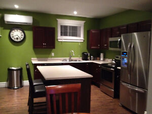 Two Bedroom Apt For Rent; 15 minutes from Long Harbour Site St. John's Newfoundland image 1