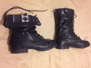 Just Fab Quality fall boot (NEW)