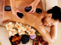 Hot Stone Massage with Aromatherapy