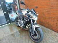KAWASAKI Z650 NAKED BIKE - 3 YEARS 0% FINANCE