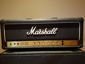 Marshall JCM800 2204 50w Head in factory condition
