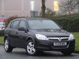 Vauxhall Astra 1.4i 16v 2009 Active+YES GENUINE 22,000 MILES +FULL VAUXHALL HIST