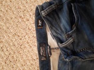 Silver Joga jeans