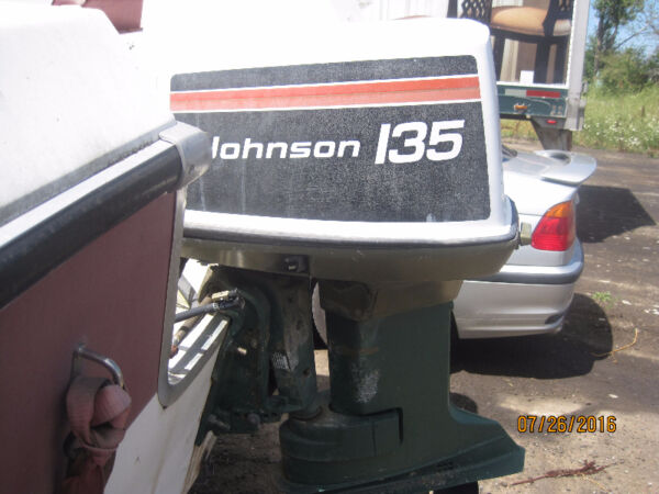 1975 Johnson 135 HP
