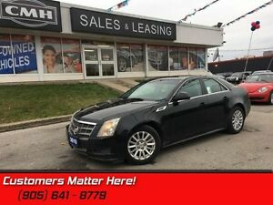 2010 Cadillac CTS 3.0L   PANOROOF!  HEATED LEATHER SEATS!  BLUET
