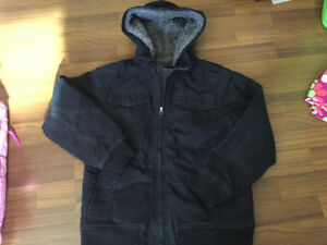Old Navy Black Shepard lined Jacket $10