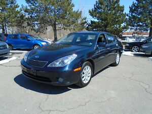 2005 Lexus ES330, LEATHER/HEATED & AIR COOLED SEATS !!!!!