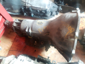 Turbo 400 transmission for chevy needs rebuild.