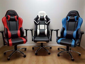 PulseLabz Gaming Chairs (Challenger Series)