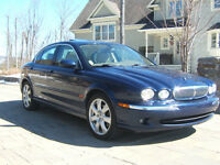 2004 Jaguar X-TYPE Berline
