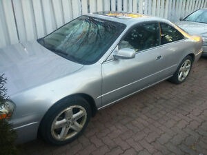 2002 Acura CLS Coupe One owner Low mileage