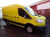 Ford Transit 310 ECONETIC TREND MWB M/ROOF IN GREEN