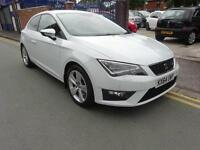 Seat Leon 2.0TDI CR ( 184ps ) ( s/s ) SportCoupe FR Tech Pack