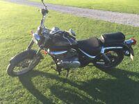 2006 Suzuki 125 intruder may swap