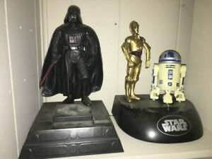 Star Wars Coin Banks (Selling as Set)
