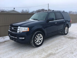 2015 Ford Expedition Limited SUV, Crossover