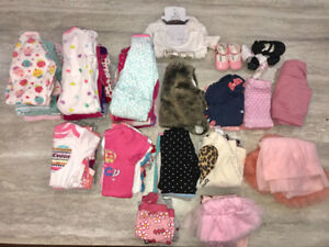 Baby girl lot 3-6 months