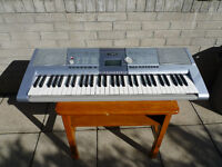YAMAHA keyboard PSR293, BRAND NEW, WITH POWER SUPPLY
