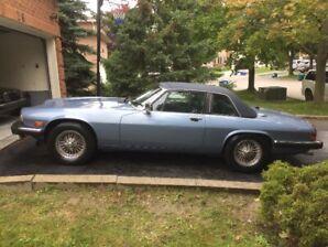 1987 Jaguar XJSC - Rare Collectible