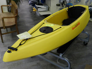 Clear Bottom Kayak
