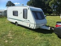 2004 SWIFT CHALLENGER 520 SE 4 BERTH CARAVAN