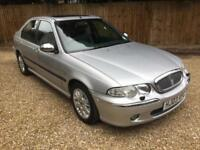 2003 Rover 45 2.0TD Connoisseur px to clear low mileage
