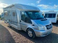*TRADE SALE*   HYMER TRAMP T652 CL   2007   4 BERTH FIXED BED MOTORHOME