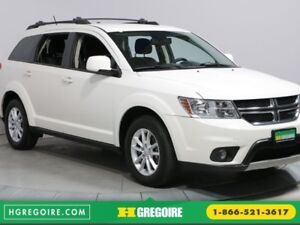 2015 Dodge Journey SXT V6 7 PASSAGERS