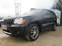 Jeep Grand Cherokee 3.0CRD auto S Limited BLACK FULL LEATHER