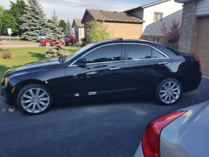 2014 CADILLAC ATS,SAFTIED,FULLY LOADED,EXCELLENT CONDITION
