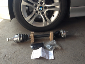 BMW rear side Axle shaft