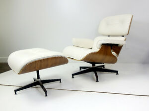 Eames Chair and Ottoman Reproduction
