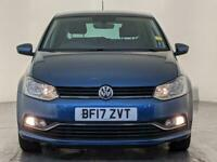 2017 VOLKSWAGEN POLO MATCH EDITION TSI PARKING SENSORS 1 OWNER SERVICE HISTORY