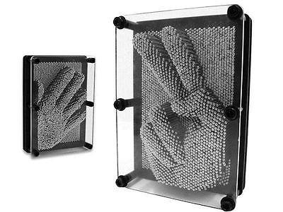 PINART CLASSIC 3D IMPRESSIONS EXECUTIVE DESKTOP OFFICE TOY METAL PIN ART
