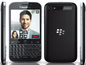 Comme Neuf Blackberry Classic Q20 16Gb - Bell/Virgin - Black$200