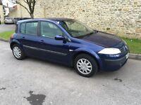 Renault Megane 1.6 16V | Clutch problem