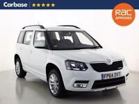2014 SKODA YETI 1.6 TDI CR S GreenLine II 5dr Estate