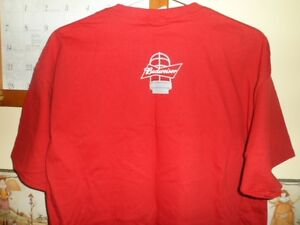 New Budweiser Shirt Kawartha Lakes Peterborough Area image 3