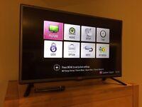 "LG LED TV 32"""