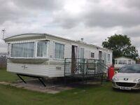 Caravan to let in Ingoldmells Skegness, close to Fantasy Island and Butlins