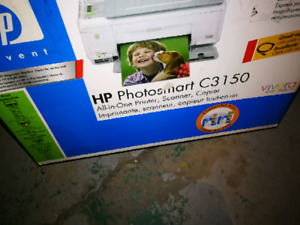 40$ Imprimante HP C3150 All-in-one, 40$ ! Must Go!