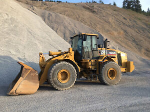 Caterpillar  966G and 966H Wheel Loaders