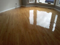 Floor waxing - professional services (stripping,sealing, waxing)