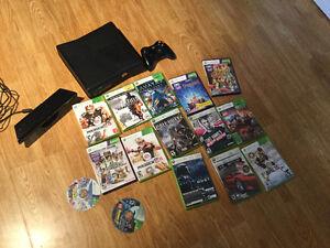 Xbox - 2 manettes - Jeux