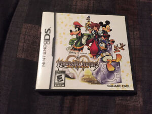 Kingdom Hearts Re:Coded for the DS