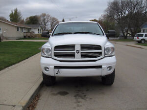 2008 Dodge Power Ram 3500 sle Pickup Truck Moose Jaw Regina Area image 2