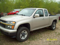 2009 CHEVROLET COLORADO QUADCAB 4X4 $6450 OBO