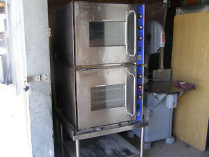four convection electrique double