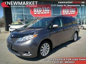 2013 Toyota Sienna XLE   - Certified - Bluetooth -  Power Moonro